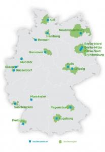 NAKO-Karte Studienzentren-2015-11-10_