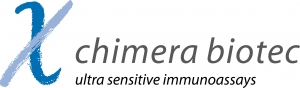 Logo chimera biotec ultra sensitive immunoassays