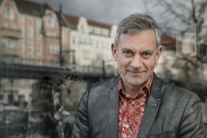 Wladimir Kaminer (©Peter von Felbert/Wunderraum Verlag )