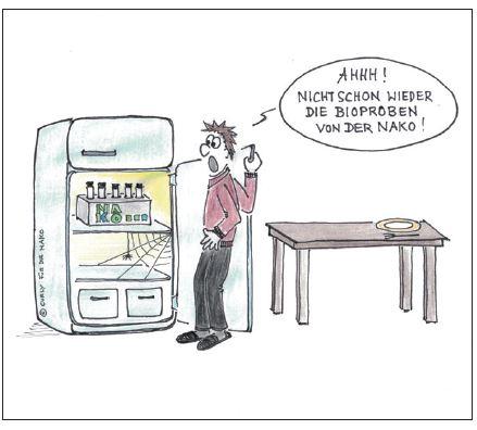 Kühlschrank als Lager?