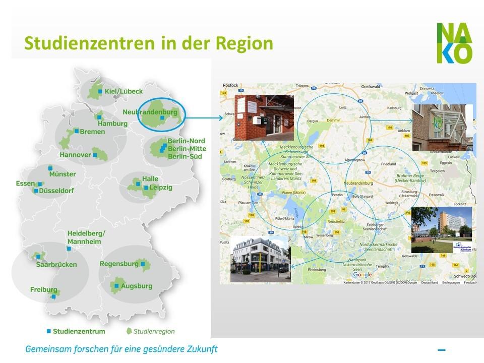 Studienregion